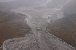 Gígjökull flood